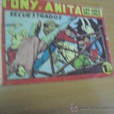 Tebeos: TONY Y ANITA Nº 60, DE MAGA 1951. Lote 30979213