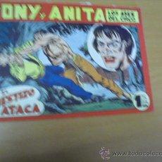 Tebeos: TONY Y ANITA Nº 99, DE MAGA 1951. Lote 30979266