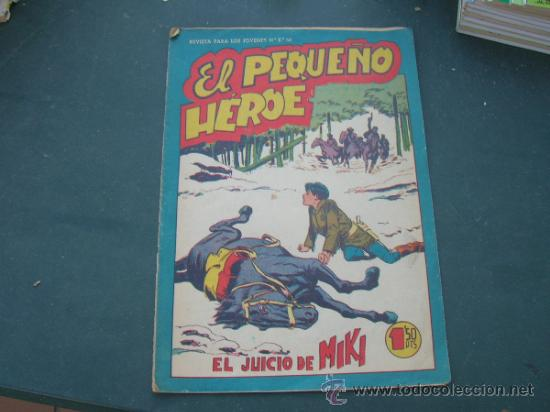 EL PEQUEÑO HEROES MAGA ORIGINAL EL 88 CJ 11 (Tebeos y Comics - Maga - Pequeño Héroe)