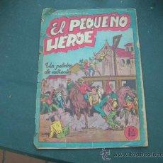 Tebeos: EL PEQUEÑO HEROE MAGA ORIGINAL EL 21 CJ 11. Lote 31401826