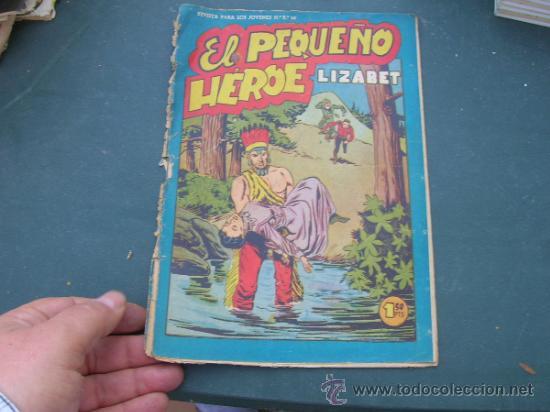 EL PEQUEÑO HEROE MAGA ORIGINAL EL 70 CJ 11 (Tebeos y Comics - Maga - Pequeño Héroe)