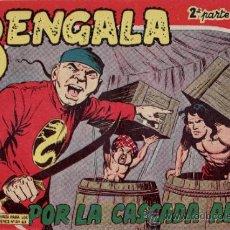 Tebeos: TEBEOS. COMIC. MAGA. BENGALA. POR LA CASCADA ABAJO II - 40. Lote 31159797