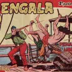 Tebeos: TEBEOS. COMIC. MAGA. BENGALA. PENADOS EN LIBERTAD II - 17. Lote 31159827
