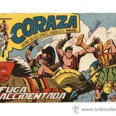 Tebeos: CORAZA Nº 21 -- MAGA -- ORIGINAL EPOCA. Lote 31721936