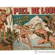 Tebeos: PIEL DE LOBO Nº 34 ** MAGA ** ORIGINAL EPOCA. Lote 31722072