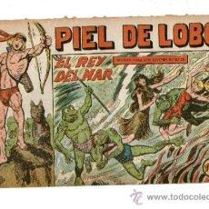 Tebeos: PIEL DE LOBO Nº 16 -- MAGA -- ORIGINAL. Lote 31722103