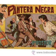Tebeos: PANTERA NEGRA Nº 28 *** MAGA *** 1,50 PTAS. Lote 31858688