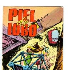 Tebeos: PIEL DE LOBO Nº 17 *** MAGA *** ORIGINAL. Lote 31882221