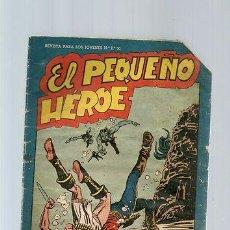 Tebeos: EL PEQUEÑO HEROE Nº 60 *** MAGA *** ORIGINAL DE LA EPOCA *. Lote 31937652