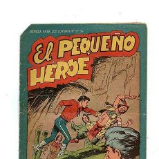 Tebeos: EL PEQUEÑO HEROE Nº 81 *** MAGA *** ORIGINAL DE EPOCA *. Lote 31938344