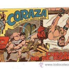 Tebeos: CORAZA Nº 5 *** MAGA *** ORIGINAL DE EPOCA. Lote 31943564