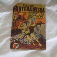 Tebeos: COMIC PANTERA NEGRA EDITORIAL MAGA 1958. Lote 32000840