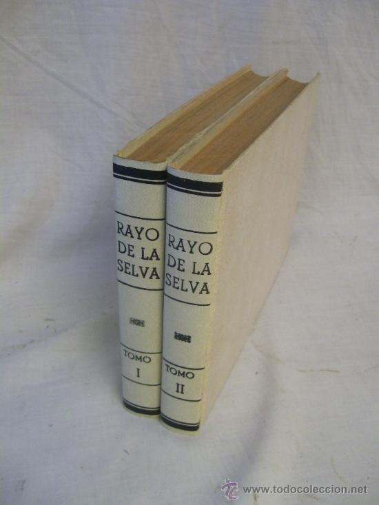 Tebeos: Rayo de la Selva. Colección encuadernada. Completa. En 2 tomos. - Foto 3 - 32061710