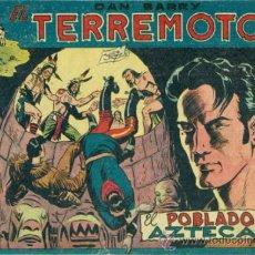 Tebeos: DAN BARRY EL TERREMOTO Nº 44. Lote 32173495