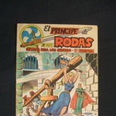 Livros de Banda Desenhada: EL PRINCIPE DE RODAS 2ª PARTE - Nº 9 - LA ESTRATAGEMA DEL GRAN KAN - EDITORIAL MAGA -. Lote 32242082