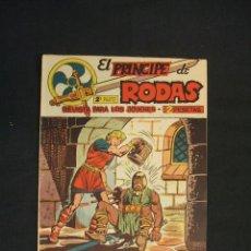 Livros de Banda Desenhada: EL PRINCIPE DE RODAS 2ª PARTE - Nº 12 - ATROZ CAUTIVERIO - EDITORIAL MAGA -. Lote 32242156