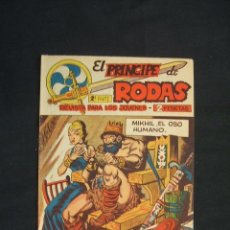 Livros de Banda Desenhada: EL PRINCIPE DE RODAS 2ª PARTE - Nº 13 - MIKHIL, EL OSO HUMANO - EDITORIAL MAGA -. Lote 32242173