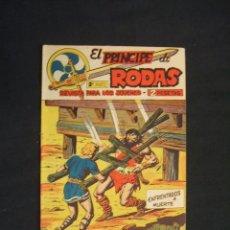 Livros de Banda Desenhada: EL PRINCIPE DE RODAS 2ª PARTE - Nº 14 - ENFRENTADOS A MUERTE - EDITORIAL MAGA -. Lote 32242189