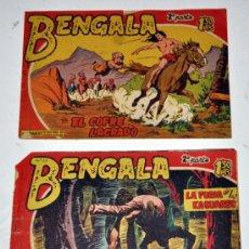 Tebeos: LOTE DE 2 - BENGALA- 2ª PARTE Nº 2 Y 16. Lote 32943358