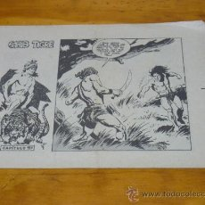 Tebeos: TEBEOS-COMICS GOYO - SAHIB TIGRE - ED. MAGA - Nº 11 *BB99. Lote 32346613