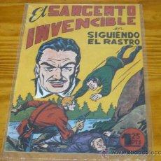 Tebeos: TEBEOS-COMICS GOYO - SARGENTO INVENCIBLE - ED. MAGA - Nº 4 *AA99. Lote 32346632