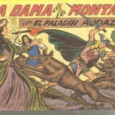 Tebeos: TEBEOS-COMICS GOYO - PALADIN AUDAZ - MAGA - Nº 19 MANUEL GAGO *AA99. Lote 32823737