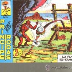 Tebeos: TEBEOS-COMICS GOYO - COLOSO, PRINCIPE DE RODAS - MAGA - Nº 66 *AA99. Lote 32823748