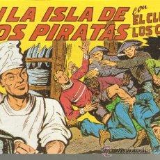 Tebeos: TEBEOS-COMICS GOYO - CLUB DE LOS CINCO - Nº 13 - RARISIMO - MAGA *GG99. Lote 32823908