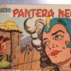 Tebeos: TEBEO PEQUEÑO PANTERA NEGRA, Nº 139, LA REINA MALLA, MAGA, VALENCIA. Lote 33098767