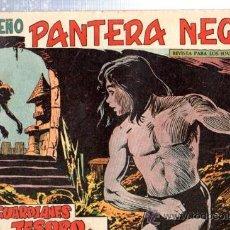 Tebeos: TEBEO PEQUEÑO PANTERA NEGRA, Nº 138, LOS GUARDIANES DEL TESORO, MAGA, VALENCIA. Lote 33098774