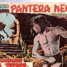 Tebeos: TEBEO PEQUEÑO PANTERA NEGRA, Nº 138, LOS GUARDIANES DEL TESORO, MAGA, VALENCIA. Lote 33098779
