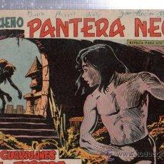 Tebeos: TEBEO PEQUEÑO PANTERA NEGRA, Nº 138, LOS GUARDIANES DEL TESORO, MAGA, VALENCIA. Lote 33098781