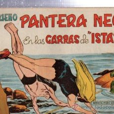 Tebeos: TEBEO PEQUEÑO PANTERA NEGRA, Nº 135, EN LAS GARRAS DE ISTAR, MAGA, VALENCIA. Lote 33098802