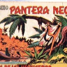 Tebeos: TEBEO PEQUEÑO PANTERA NEGRA, Nº 146, EL FIN DE LOS HECHICEROS, MAGA, VALENCIA. Lote 33098890
