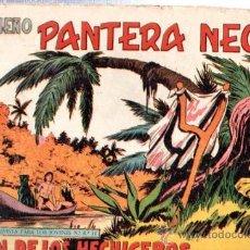 Tebeos: TEBEO PEQUEÑO PANTERA NEGRA, Nº 146, EL FIN DE LOS HECHICEROS, MAGA, VALENCIA. Lote 33098892