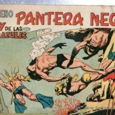 Tebeos: TEBEO PEQUEÑO PANTERA NEGRA, Nº 148, EL REY DE LAS AGUAS AZULES, MAGA, VALENCIA. Lote 33098939