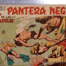 Tebeos: TEBEO PEQUEÑO PANTERA NEGRA, Nº 148, EL REY DE LAS AGUAS AZULES, MAGA, VALENCIA. Lote 33098946