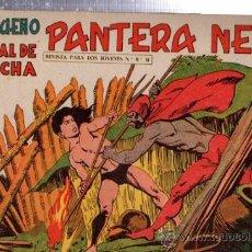 Tebeos: TEBEO PEQUEÑO PANTERA NEGRA, Nº 173, EL FINAL DE LA LUCHA, MAGA, VALENCIA. Lote 33098535