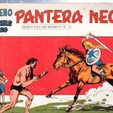 Tebeos: TEBEO PEQUEÑO PANTERA NEGRA, Nº 179, LOS PIRATAS DEL LAGO, MAGA, VALENCIA. Lote 33098570