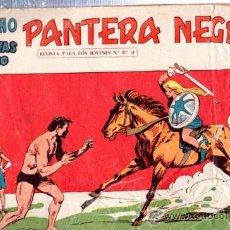 Tebeos: TEBEO PEQUEÑO PANTERA NEGRA, Nº 179, LOS PIRATAS DEL LAGO, MAGA, VALENCIA. Lote 33098573