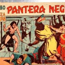 Tebeos: TEBEO PEQUEÑO PANTERA NEGRA, Nº 167, LA VENGANZA DEL FARAÓN, MAGA, VALENCIA. Lote 33098595
