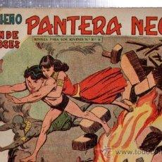 Tebeos: TEBEO PEQUEÑO PANTERA NEGRA, Nº 165, EL FIN DE LOS DIOSES, MAGA, VALENCIA. Lote 33098610