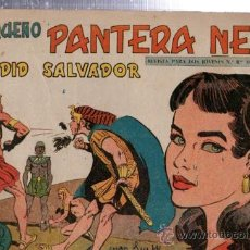 Tebeos: TEBEO PEQUEÑO PANTERA NEGRA, Nº 164, ARDID SALVADOR, MAGA, VALENCIA. Lote 33098613