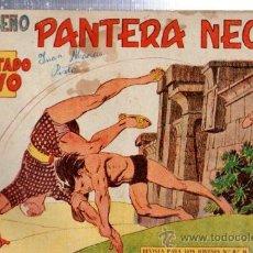 Tebeos: TEBEO PEQUEÑO PANTERA NEGRA, Nº 163, SEPULTADO VIVO, MAGA, VALENCIA. Lote 33098623