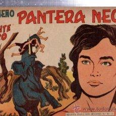 Tebeos: TEBEO PEQUEÑO PANTERA NEGRA, Nº 159, EL ELEFANTE NEGRO, MAGA, VALENCIA. Lote 33098654