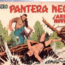 Tebeos: TEBEO PEQUEÑO PANTERA NEGRA, Nº 158, ARENAS MOVEDIZAS, MAGA, VALENCIA. Lote 33098671