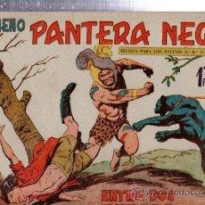 Tebeos: TEBEO PEQUEÑO PANTERA NEGRA, Nº 157, ENTRE DOS FUEGOS, MAGA, VALENCIA. Lote 33098680