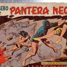 Tebeos: TEBEO PEQUEÑO PANTERA NEGRA, Nº 156, LA SACERDOTISA, MAGA, VALENCIA. Lote 33098688