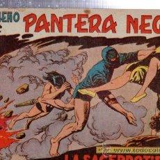 Tebeos: TEBEO PEQUEÑO PANTERA NEGRA, Nº 156, LA SACERDOTISA, MAGA, VALENCIA. Lote 33098692