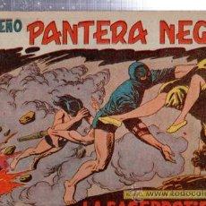 Tebeos: TEBEO PEQUEÑO PANTERA NEGRA, Nº 156, LA SACERDOTISA, MAGA, VALENCIA. Lote 33098695